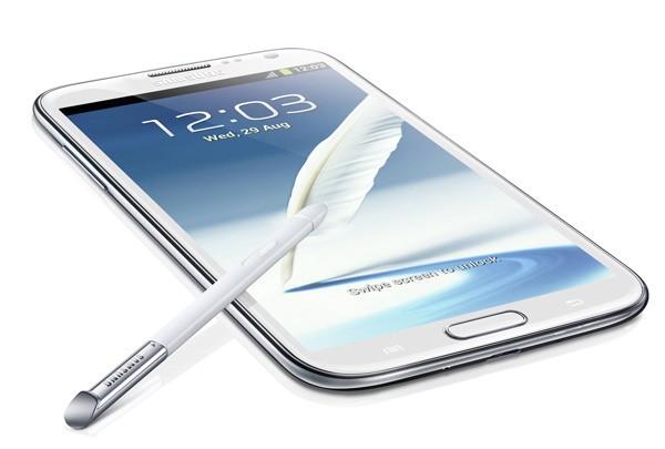Galaxy Note 2 lanisran u Južnoj Koreji uz detaljan demo video