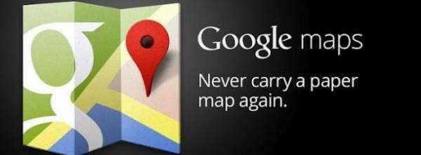 Google ažurirao Google mape za Android