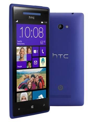 HTC 8X telefon predstavljen