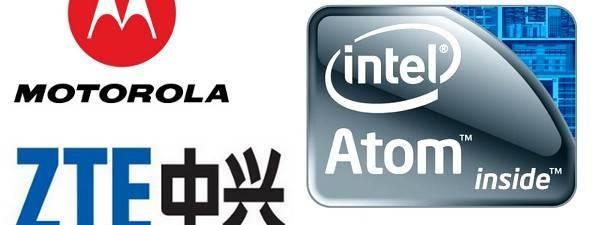 ZTE i Motorola se pripremaju da predstave Atom Andorid telefone