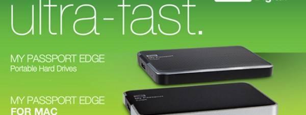 Western Digital najavljuje najtanji eksterni disk sa USB 3.0