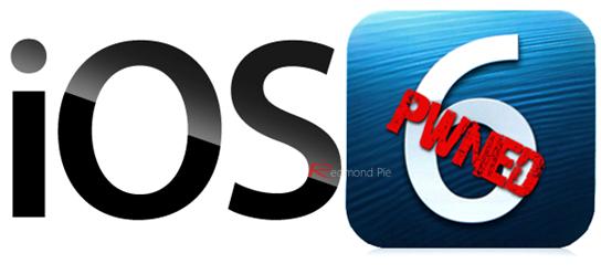 Tethered Jailbreak za iOS 6 dostupan