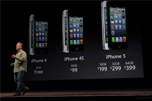 iPhone 5 je totalno rasprodat