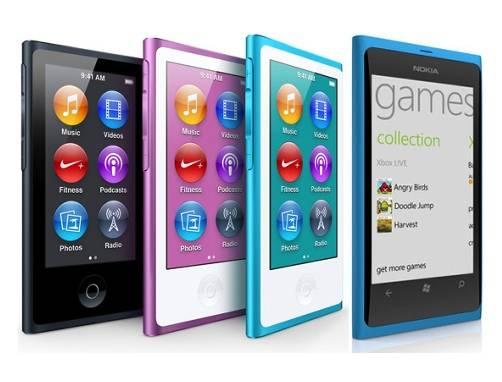 Upoznajte iPod nano – Nokia Lumia mini?