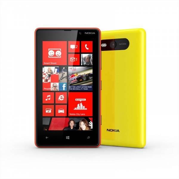 Nokia Lumia 820 ugledala svetlost fotoaparata