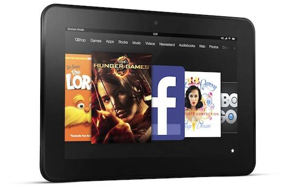 Kindle Fire HD tableti rade na Android ICS OS-u