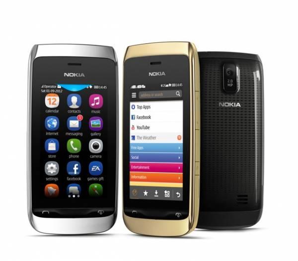 Nokia objavila nove budžetske smartfonove – Asha 308 i ASha 309