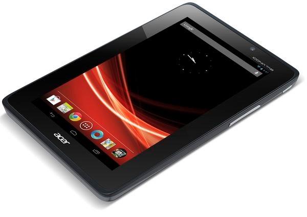 Acer IconiaTab A110 predstavljen – UPDATE: Pogrešio sam