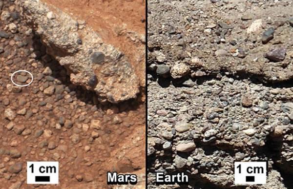Curiosity rover je pronašao dokaz o nekadašnjem postojanju vode na Marsu