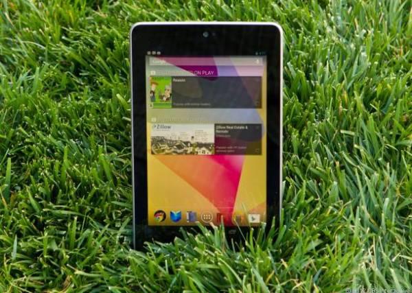Kolika je prodaja Asus Nexus 7 tableta