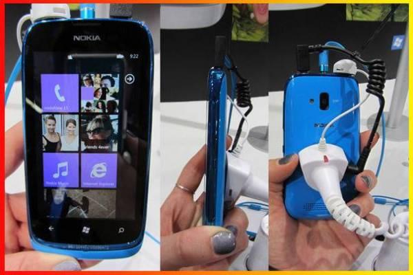 Nokia Lumia 610 dobija update
