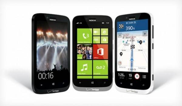 Verizon je dodao Nokia Lumia 822 telefon u svoju ponudu