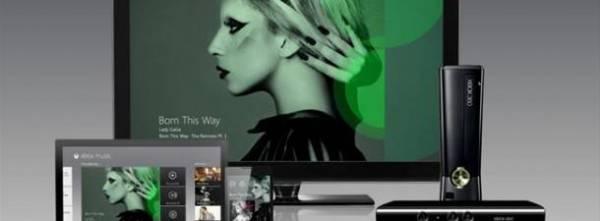 Microsoft predstavio Xbox Music servis