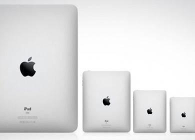 Glasine o pojavljivanju iPad Mini-ja 10. oktobra