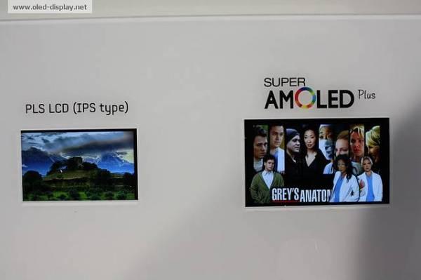 Koja je razlika između AMOLED i LCD panela?