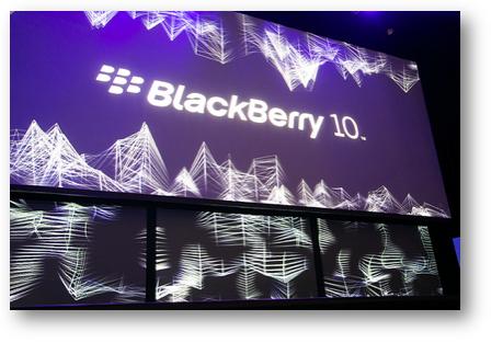BlackBerry 10 ima male šanse za uspeh