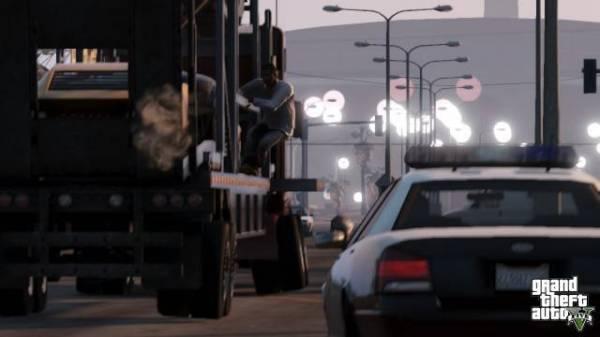 Novi trejler GTA V igre