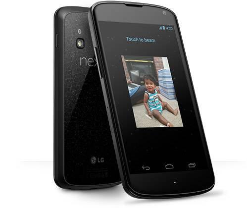 LG Nexus 4 sa LTE konekcijom