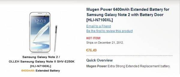 Kako produžiti bateriju Samsung Galaxy Note II fableta?