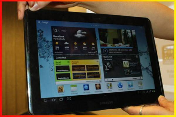 Samsung Galaxy Note 10.1 dobio Jelly Bean