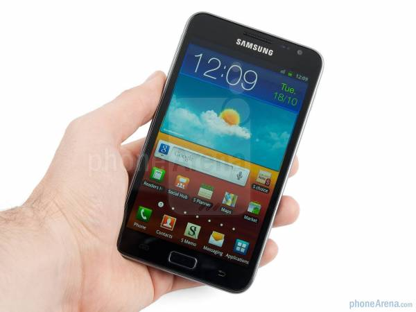 Šta donosi Android 4.1 update na Samsung Galaxy Note fablet