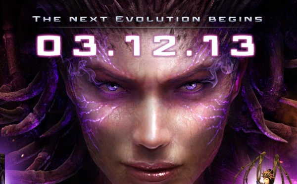 StarCraft II: Heart of the Swarm izlazi u martu