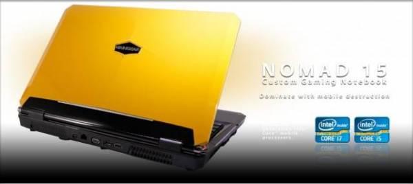 Maingear predstavio Nomad 15 gejming laptop