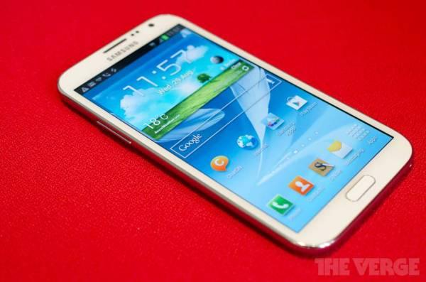 Koliko je Samsung prodao Galaxy Note II uređaja