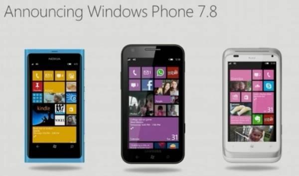 Windows Phone 7.8 bi trebalo da bude spreman