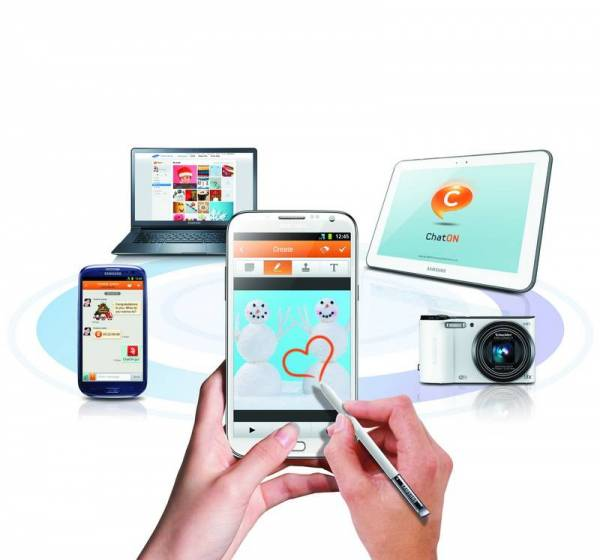 Samsung predstavlja ChatON 2.0
