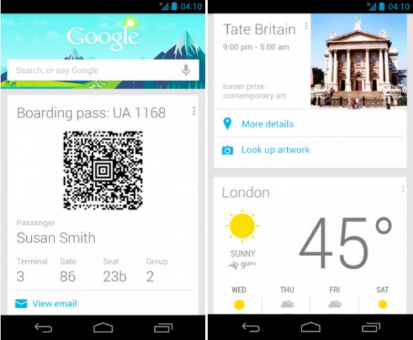 Google Now možda uskoro na Google Chrome pretraživaču