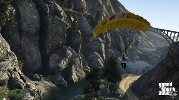Rockstar predstavio nekoliko novih slika GTA V igre