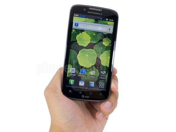 Motorola ATRIX 2 recenzija