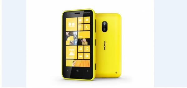 Nokia prestavila Lumia 620 telefon