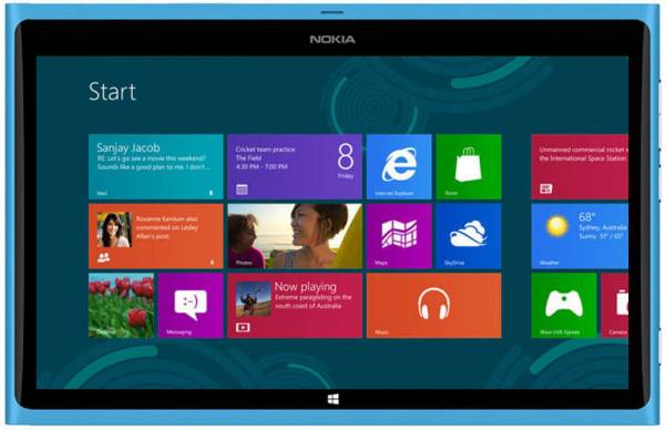 Izgleda da i Nokia pravi Windows RT tablet