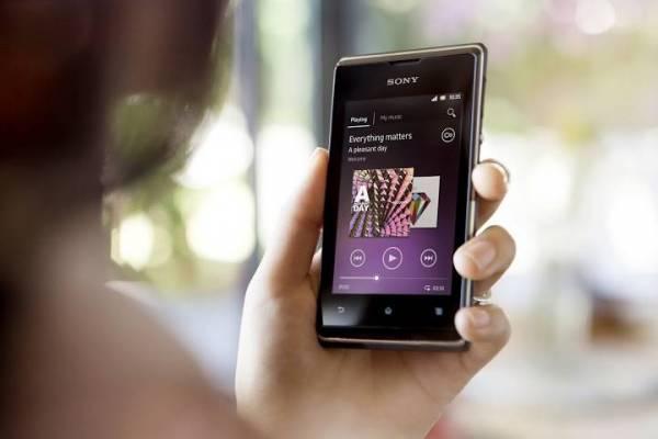 Sony predstavlja Xperia E telefon, novi član Xperia linije