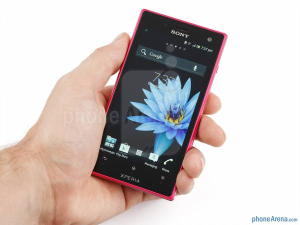 Sony Xperia arco S recenzija