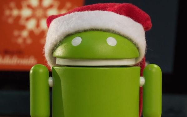 Google kompanija kao Deda Mraz