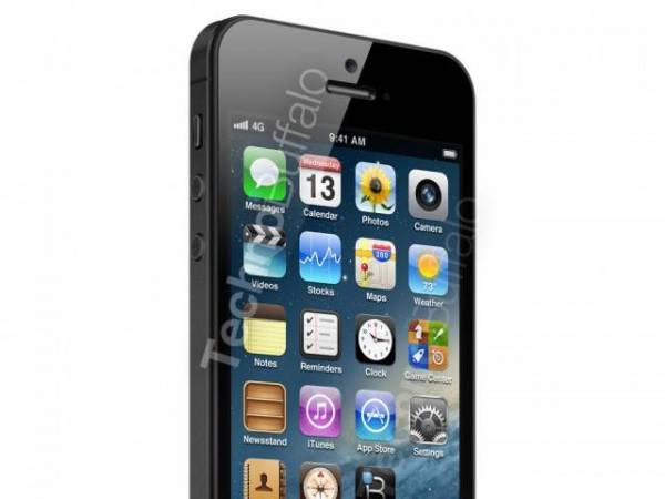 iPhone 5 se prodaje ko halva u Kini