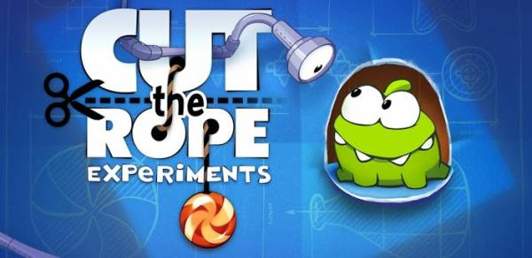 Cut the Rope dobija naslednika: Candy Flick; A Free AR Game