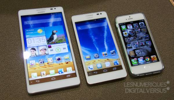 Cena Huawei Ascend mate telefona poznata