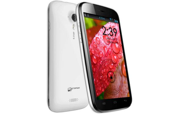 Micromax predstavio novi telefon, Canvas HD