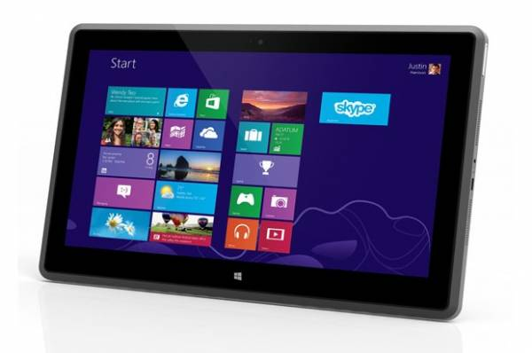 Vizio predstavio prvi tablet koji radi na Windows 8 OS-u