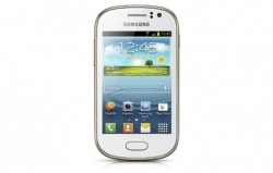 Samsung Galaxy Fame prednja strana