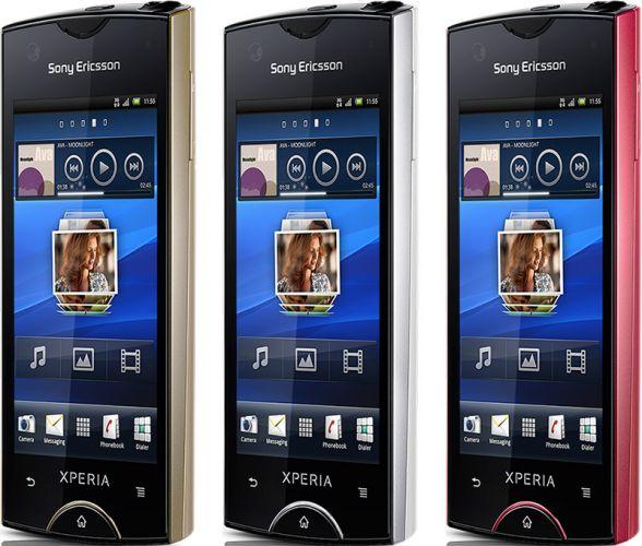 Sony Ericsson Xperia ray recenzija