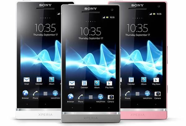 Sony Xperia SL recenzija