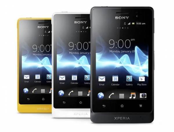 Sony Xperia go recenzija