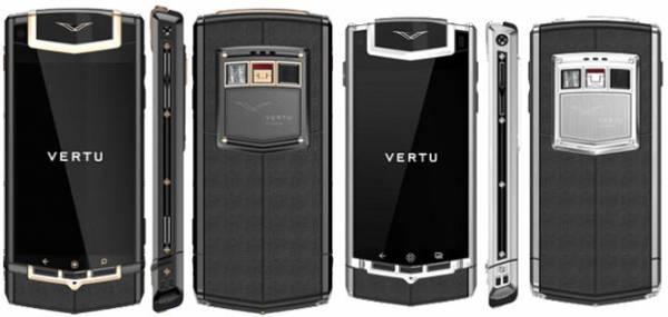 Vertu opet posluje: u prodaji Android telefon