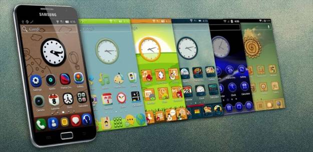 Top 5 Android Launcher-a
