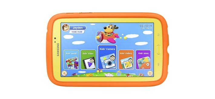 Samsung je predstavio novi Galaxy Tab 3 tablet za decu